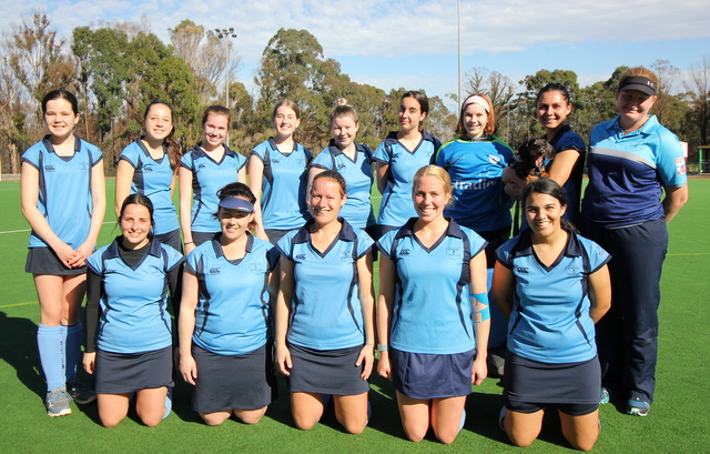 Sutho's first SWHL team, 19 July 2020